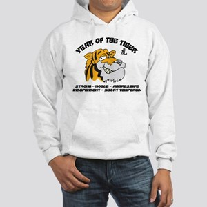 Year of The Tiger Hooded Sweatshirt
