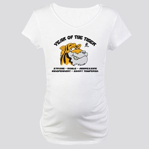 Year of The Tiger Maternity T-Shirt
