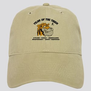 Year of The Tiger Cap