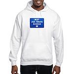 Jan Smuts Avenue Hooded Sweatshirt