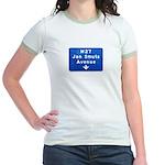 Jan Smuts Avenue Jr. Ringer T-Shirt