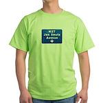Jan Smuts Avenue Green T-Shirt