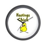 Hastings Chick Wall Clock