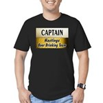 Hastings Beer Drinking Team Men's Fitted T-Shirt (