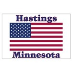 Hastings Flag Large Poster