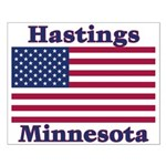 Hastings Flag Small Poster