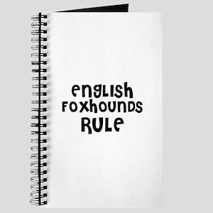ENGLISH FOXHOUNDS RULE Journal
