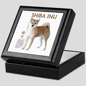 SHIBA INU Keepsake Box