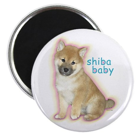 "SHIBA BABY 2.25"" Magnet (100 pack)"
