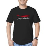Jasper's Darlin Men's Fitted T-Shirt (dark)