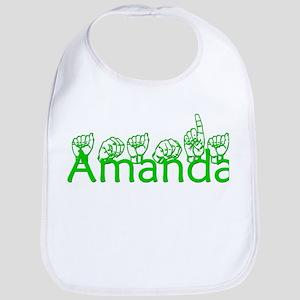 Amanda-grn Bib