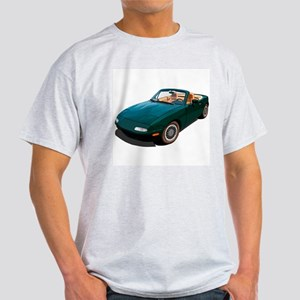 miata-green-10 T-Shirt