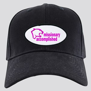 Cougar Town Missionary Accomplished Black Cap
