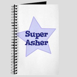 Super Asher Journal
