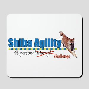 SHIBA AGILITY Mousepad