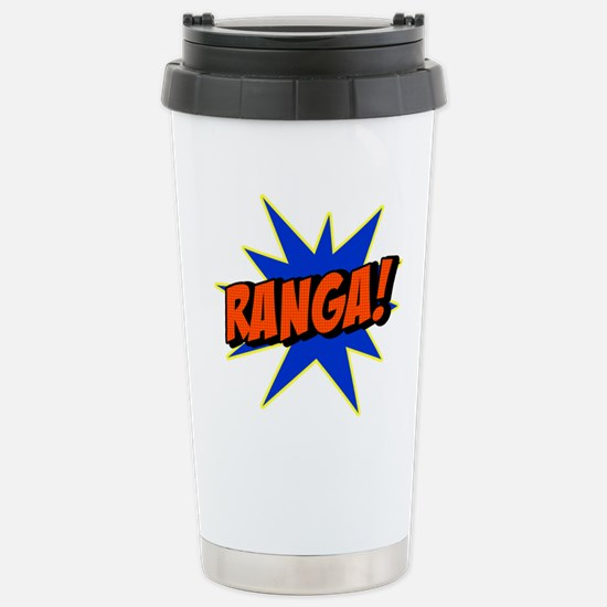 Ranga! Stainless Steel Travel Mug