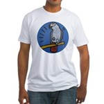 LAZY BIBI Men's Fitted Tee