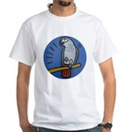 LAZY BIBI White T-Shirt