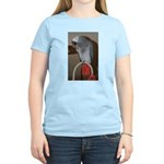 Red Butt Women's Light T-Shirt