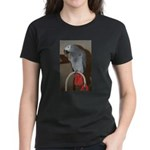 Red Butt Women's Dark T-Shirt