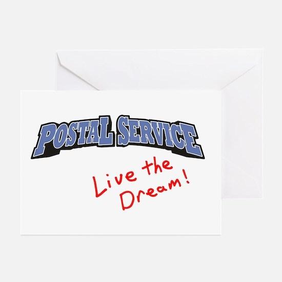 Postal Service - LTD Greeting Cards (Pk of 20)