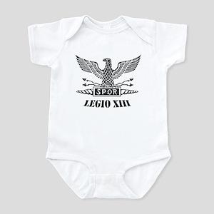 13th Roman Legion Infant Bodysuit