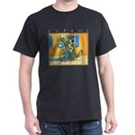 Cyprus, Green Zone Dark T-Shirt