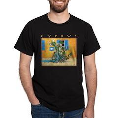 Cyprus, Green Zone Dark T-Shirt