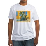 Cyprus, Green Zone Fitted T-Shirt