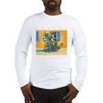 Cyprus, Green Zone Long Sleeve T-Shirt