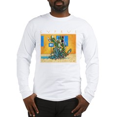 Cyprus, Green Zone Long Sleeve T-Shirt