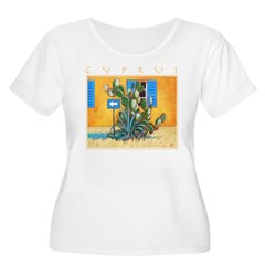 Cyprus, Green Zone T-Shirt