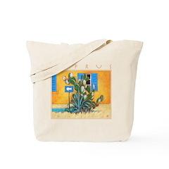 Cyprus, Green Zone Tote Bag