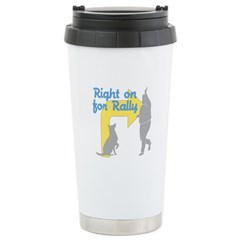 Rally 1 Stainless Steel Travel Mug