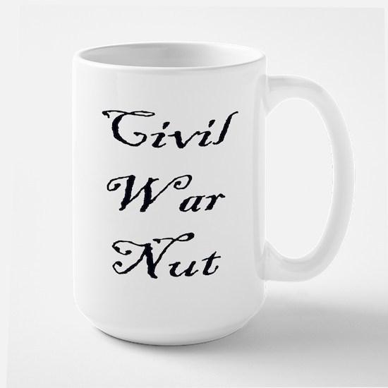 Civil War Nut Large Mug