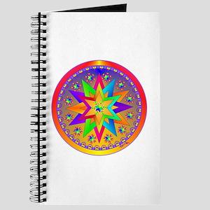 Healing Mandala Journal