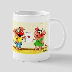 secret admirer Mug