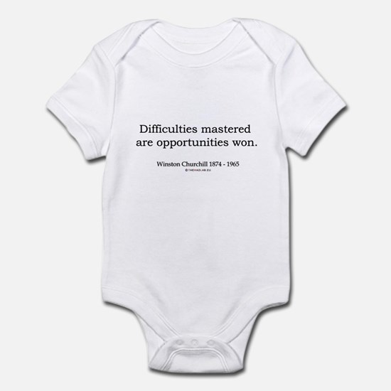 Winston Churchill 5 Infant Bodysuit