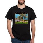 Cyprus, The Shakespeare Dark T-Shirt