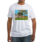 Cyprus, The Shakespeare Fitted T-Shirt