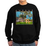 Cyprus, The Shakespeare Sweatshirt (dark)