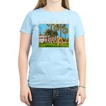 Cyprus, The Shakespeare Women's Light T-Shirt