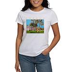 Cyprus, The Shakespeare Women's T-Shirt