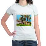 Cyprus, The Shakespeare Jr. Ringer T-Shirt