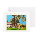 Cyprus, The Shakespeare Greeting Cards (Pk of 20)