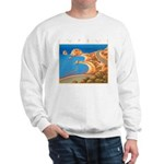 Cyprus, Aphrodite's Rocks Sweatshirt