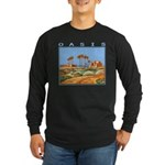 oasis Long Sleeve Dark T-Shirt