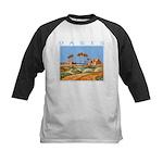 oasis Kids Baseball Jersey