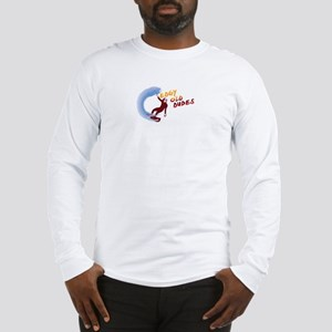 Long Sleeve T-Shirt - a gift for Dad!