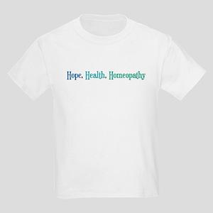 Homeopathy Gift Kids Light T-Shirt